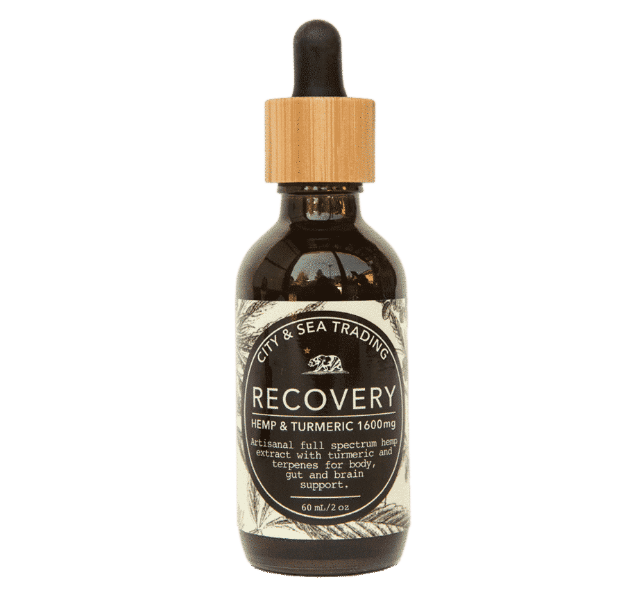 Recovery / Full Spectrum Hemp Oil